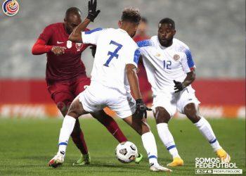 Joel Campbell se hace presente con Costa Rica ante Qatar