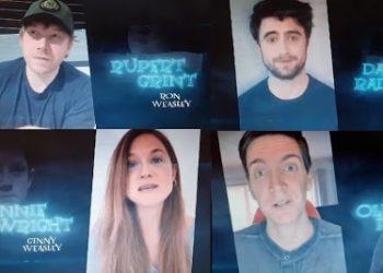El elenco de Harry Potter se reúne después de 19 años del estreno de La Piedra Filosofal