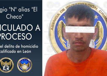 Detienen a homicida que embolsó a un abogado leonés
