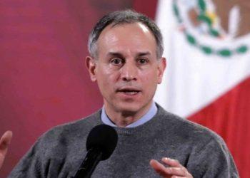 El repunte de COVID-19 en México durará hasta marzo de 2021: Gatell; el objetivo es reducir la letalidad