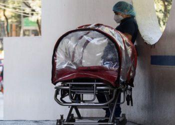 En León, llega al 100 % ocupación de camas COVID en ISSSTE y rebasa el 80% en hospitales privados