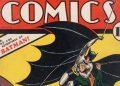 Cómic de la primera aparición de Batman es subastado por 1.5 millones de dólares y rompe récord