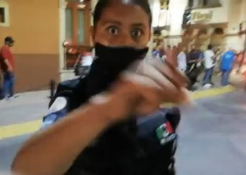 Amnistía Internacional México investiga abuso policial leonés en protesta feminista