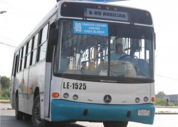 Por obras de rehabilitación, desviarán transporte público en la colonia San Miguel