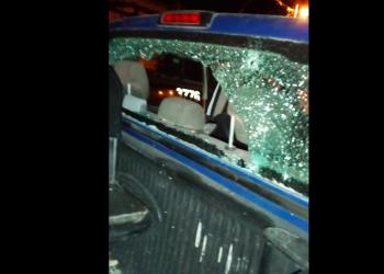 Atacan a balazos a policías de Silao; salen ilesos