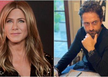 Jennifer Aniston y Gerald Butler habrían acudido a varias reuniones de la polémica secta NXIVM