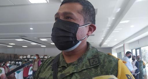 director del Hospital Regional Militar, Enrique Jimenez Chavarría,